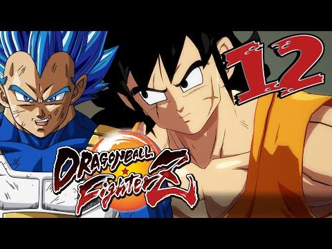 """YAMCHA HAS NO POWER"" Vegeta Plays Dragon Ball FighterZ - Part 12"