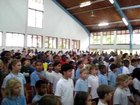 KG Assembly - Tanzanian National Anthem