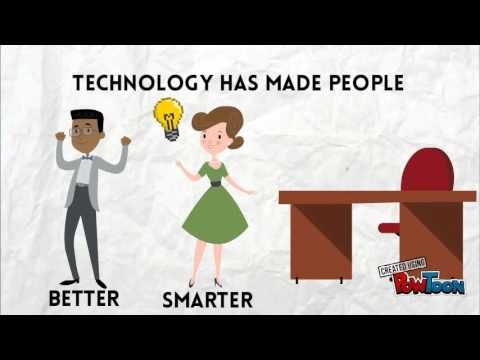 Positive Impact of Technology Intro