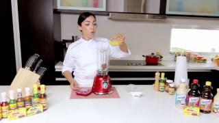Recetas El Yucateco - Como Preparar / Utilizar Achiote En Pasta