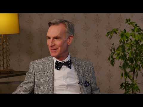 Bill Nye Interview Bloopers