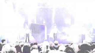 Laing - Maschinell (Live@Made in Germany Festival - 2013 in Osterburg)