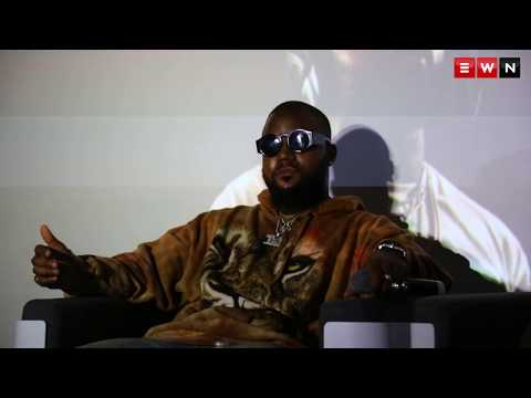Fifa World Cup anthem listening session with Cassper Nyovest