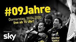 LIVE 🔴 Borussia Dortmund : 1. FC Nürnberg - Rückblick auf die Meisterschaft des BVB im Jahre 2011