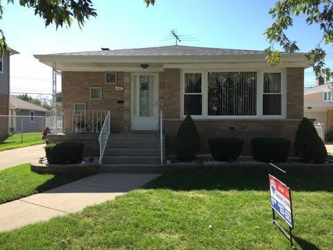 Residential for sale - 4845 Lamb Drive, OAK LAWN, IL 60453