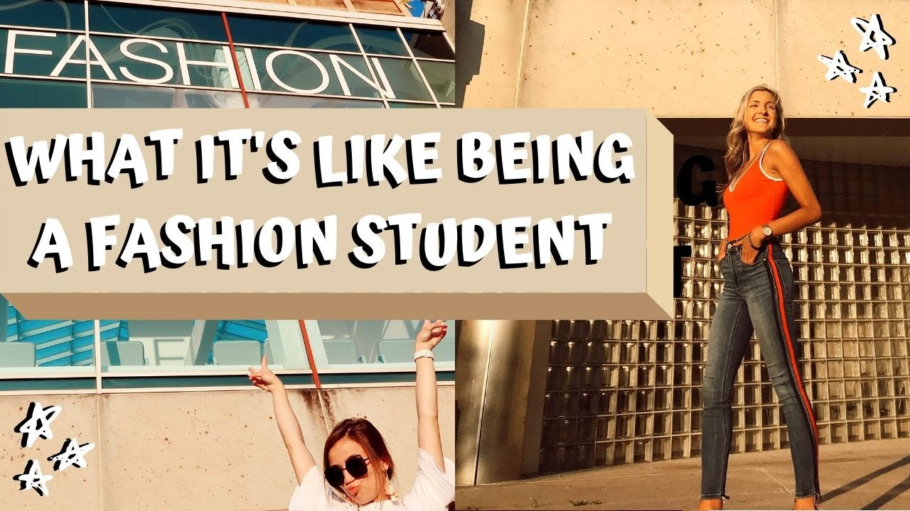 What It S Like Being A Fashion Student At The 4 Fashion School Kent State University Youtube