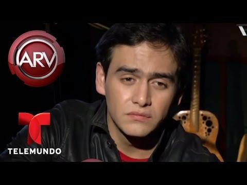 Juan Figueroa sigue los pasos de su padre   Al Rojo Vivo   Telemundo