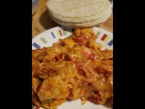 Skillet Chicken Enchiladas | Simple Suppers #7