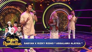 Assalamu Alayka - Rizky Ridho X Nissa   Syair Ramadan GTV