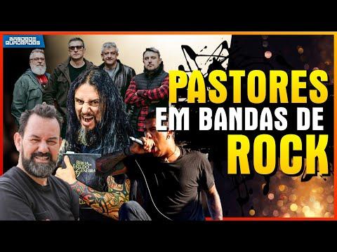 PASTORES EM BANDAS DE ROCK