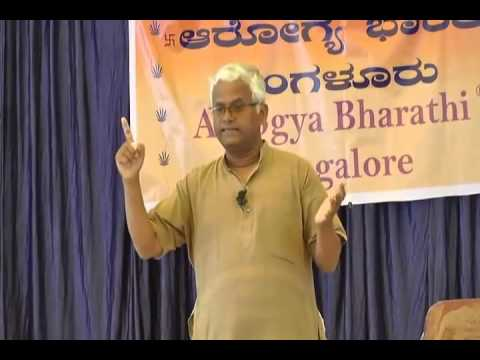 Dr KHADER - Health tips in Kannada language