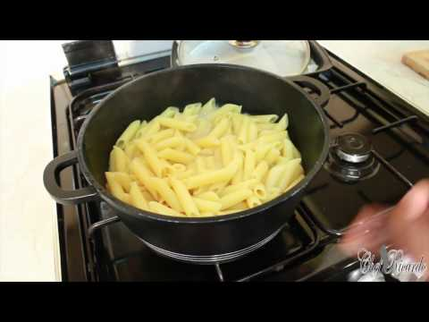 HOW TO COOK PENNE PASTA AT HOME THE BEST WAY