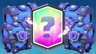 Clash Royale Oynuyoruz #12: Yeni Efsanevi Kart!
