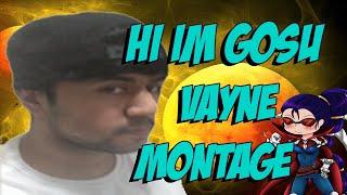 Hi im Gosu Vayne Montage || Best Vayne Plays 2016 || League of Legends
