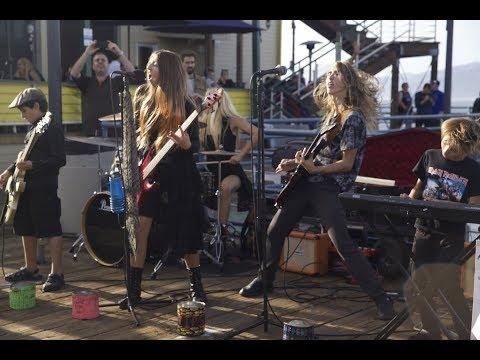Crazy Train - Liliac (Official Cover Music Video)