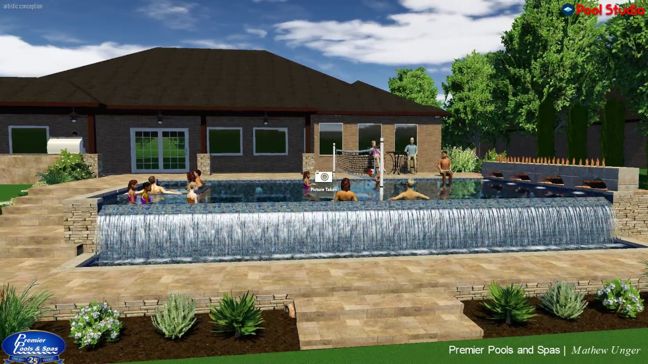 premier pools and spas houston youtube