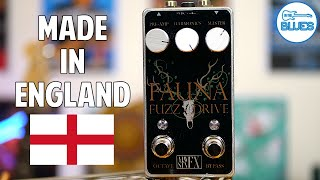 Yellowstone FX Fauna Fuzz / Drive Pedal with Octave 🔥