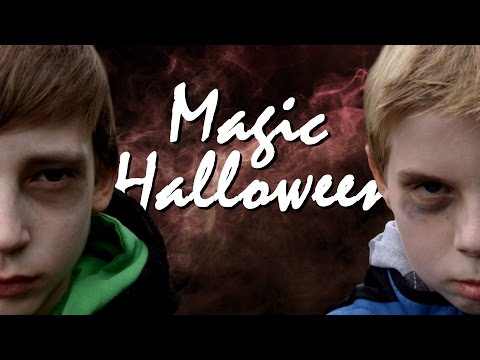 Magic Halloween (Kortfilm)