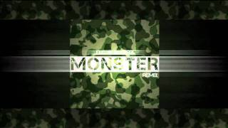 Kanye West - Monster Remix by D.G & A.Tibbz [HD]