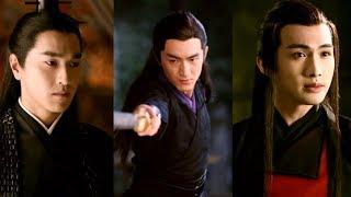 """15 nam thần Hoa Ngữ diện style """"hắc công tử"""" vẫn nổi bần bật trên màn ảnh!"""