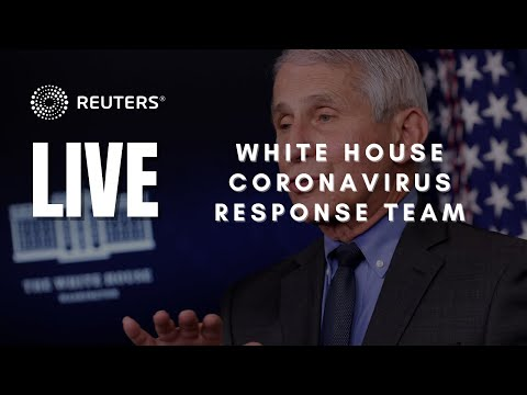 LIVE: White House COVID-19 Response Team speak after 'mix and match' boosters approved