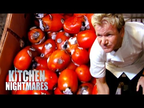 No-One Can Explain A Box of Rotting Tomatoes   Kitchen Nightmares