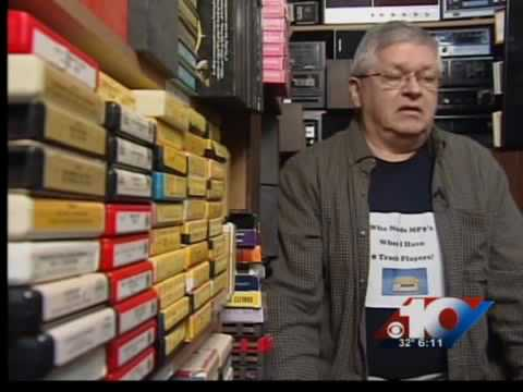 World's Largest 8 Track Collection