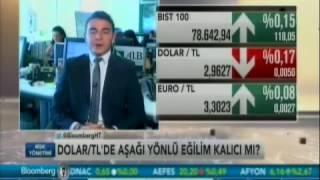 ALB Forex Araştırma Uzmanı Rıdvan Baştürk Bloomberg HT'de Dolar Kurunu Yorumluyor...
