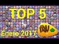 TOP 5 Mejores Juegos Friv.com de ENERO 2017
