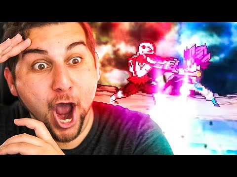 THIS IS THE GREATEST SHOWDOWN IN HISTORY!! | Kaggy Reacts To [What-If] Gogeta VS Jiren
