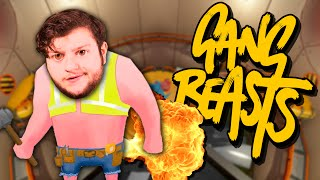 EVIL DILBERT APPEARS! | Gang Beasts (Funny Moments)