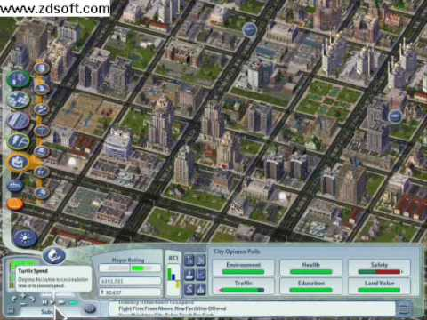 Simcity 4 Tutorial How To Build A City Youtube