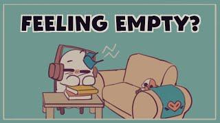 8 Ways to Stop Feeling Empty Inside