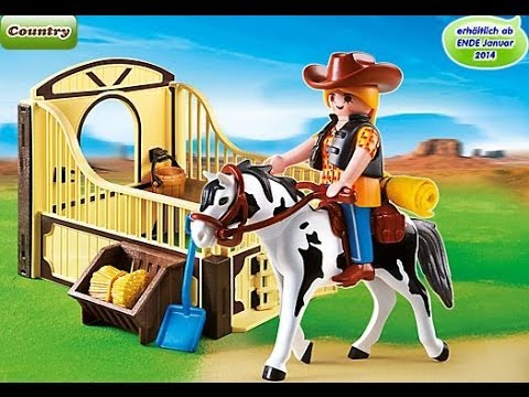 playmobil country equitation reiterhof youtube