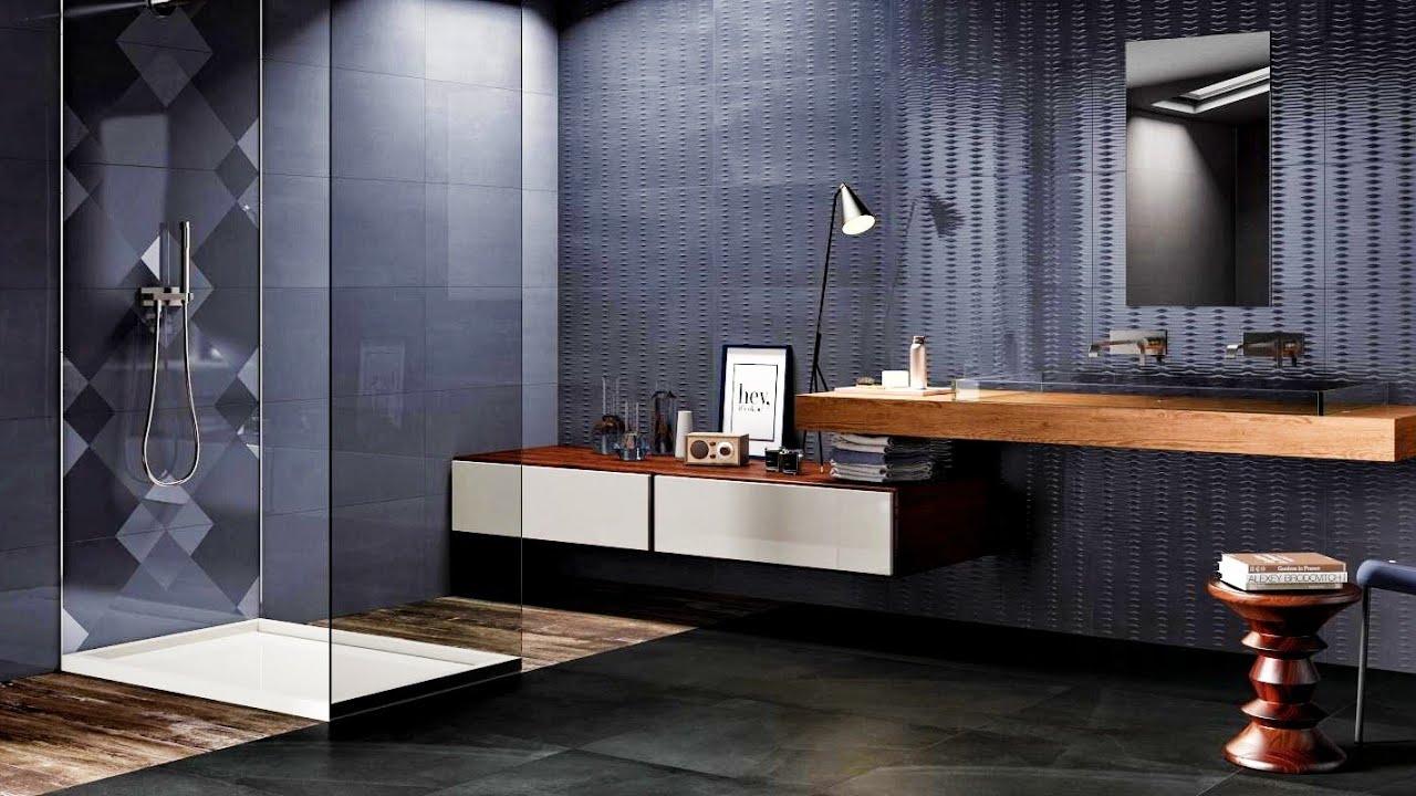 Latest Luxurious Dark Bathroom Design Ideas For Modern Bathroom Interior Decoration 2020 Youtube