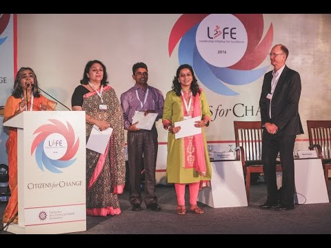 LIFE 2016 : The Education Prize 2016 Award Ceremony