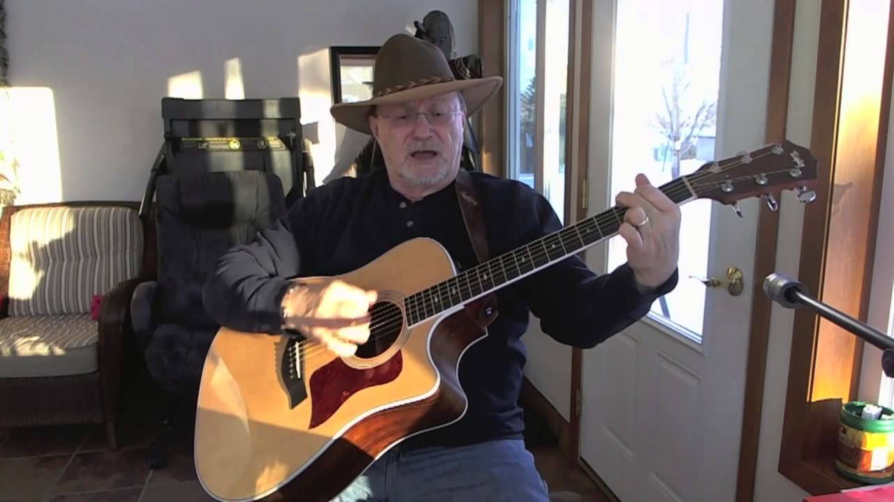 1419 Beaches Of Cheyenne Garth Brooks Cover With Guitar Chords
