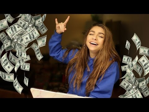 Online Shopping While High 2 | Andrea Russett