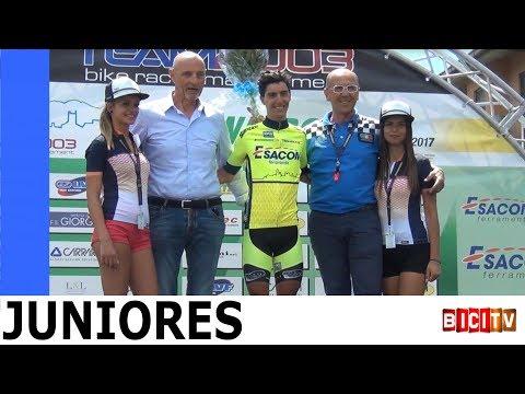 Samuele Rubino vince la 3GIORNIOROBICA 2017. Rastelli l'ultima tappa