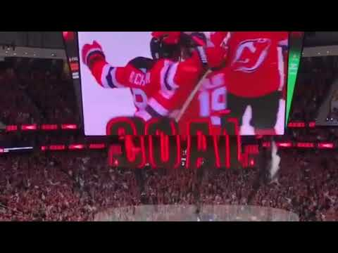New Jersey Devils Crowd Reactions Playoffs 2018
