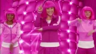 "LazyTown - ""It Just Won"