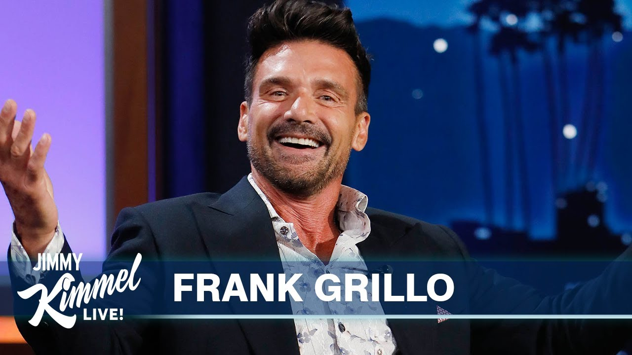 Frank Grillo on Meeting Muhammad Ali, Letting His Kids Do What They Want & Playing a Stripper