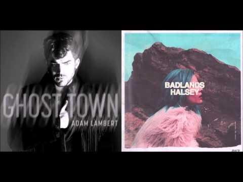 Controlling Ghost - Adam Lambert vs. Halsey (Mashup)