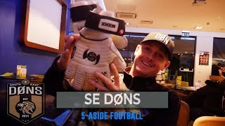 SE DONS vs REGGAE BOYS | 5 A-SIDE | 1st League Game
