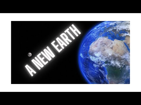 CHAPTER 1  | A NEW EARTH
