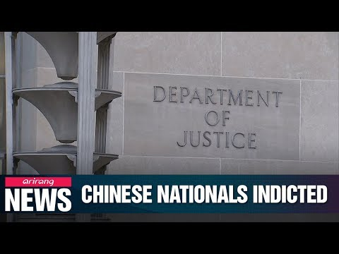 U.S. Justice Department indicts four Chinese nationals for violating N. Korea sanctions