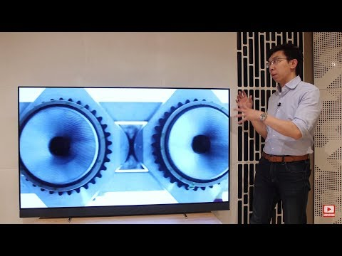 Bowers & Wilkins Sound System on Philips OLED+ 903 TV Explained [PROMOTED]
