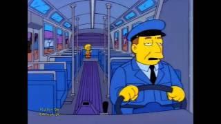 Lisa Takes the Wrong Bus