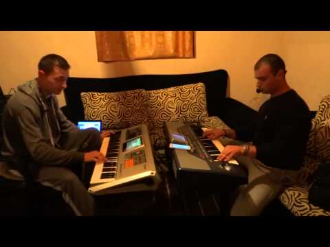 Puste pare proklete - Dejan i Ivan Sokobanja (proba) Superior band