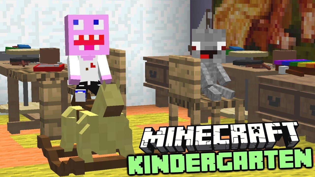 Minecraft Kindergarten Lustige Spielzeuge Actionfiguren - Minecraft spiele filme auf deutsch